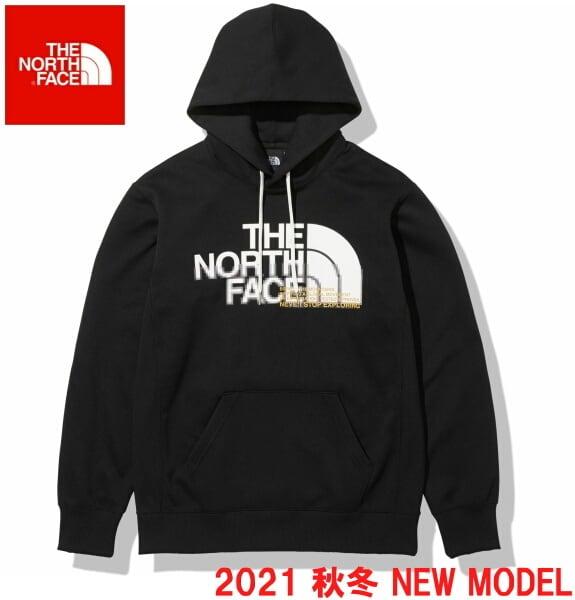 ノースフェイス パーカー スウェット プルオーバー パーカー THE NORTH FACE フロントハーフドームフーディ NT62136 ブラック
