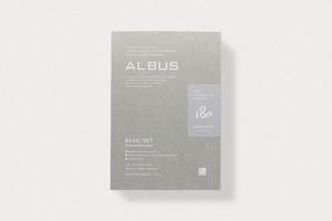 ALBUS(アルバス)/グレイッシュホワイト