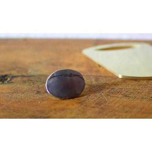 コーヒー豆ピン coffee beans pin