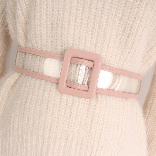 【小物】PVCファッションシンプルベルト43204391