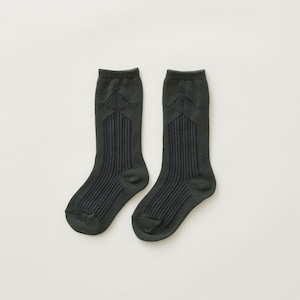 eLfinFolk  Abies high socks (green) M/L/LL elf-212A35 メール便可