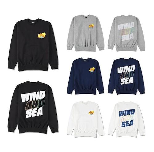 WDS SEA (juicy-fresh)CREW NECK
