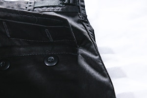 KB 6-POCKET CARGO PANTS [BLACK]