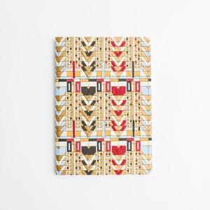 フランクロイドライト 刺繍ノート ツリーオブライフ
