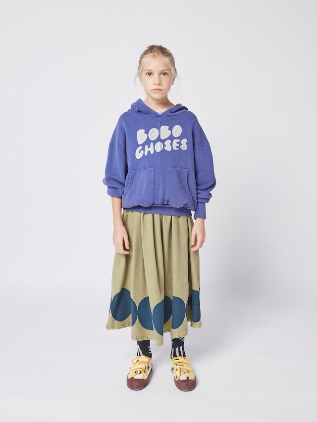 【21AW】bobochoses(ボボショセス)Ovals Woven Midi Skirt スカート