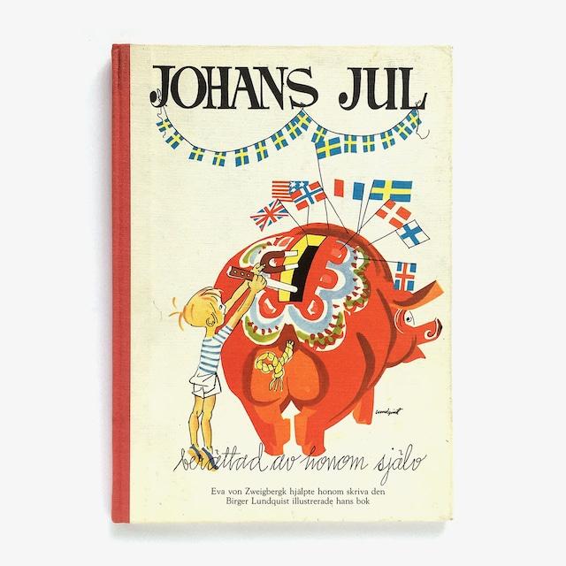 エーヴァ・フォン・ツヴェイベルク「Johans jul(ヨーアンのクリスマス)」《1980-01》