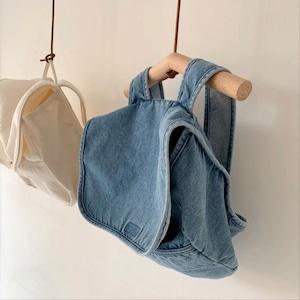 【即納】simple bag pack   toe (シンプル リュック)
