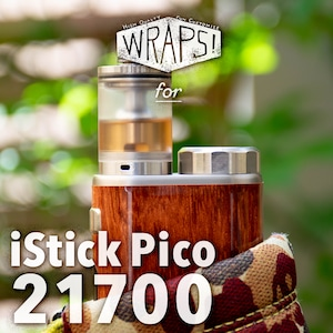 WRAPS! for iStick Pico21700 V1.0