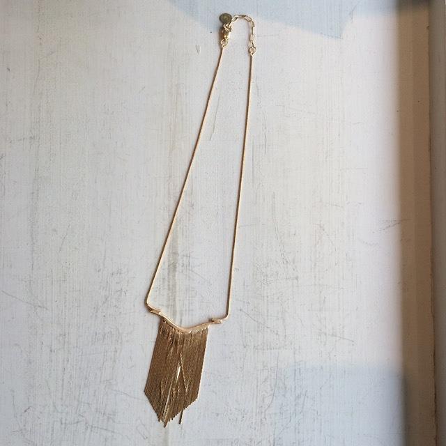 Eneida Franca Pointed Necklace