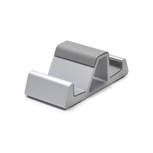 スマホスタンド :: iDOKS2 Dual Silver :: ALON
