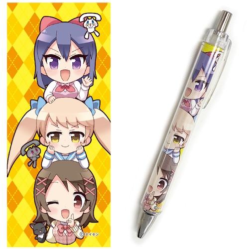 ボールペン(6キャラクター)1本