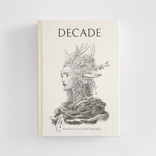 アートブック「Decade」コンセプトアーティストEven Mehl Amundsen