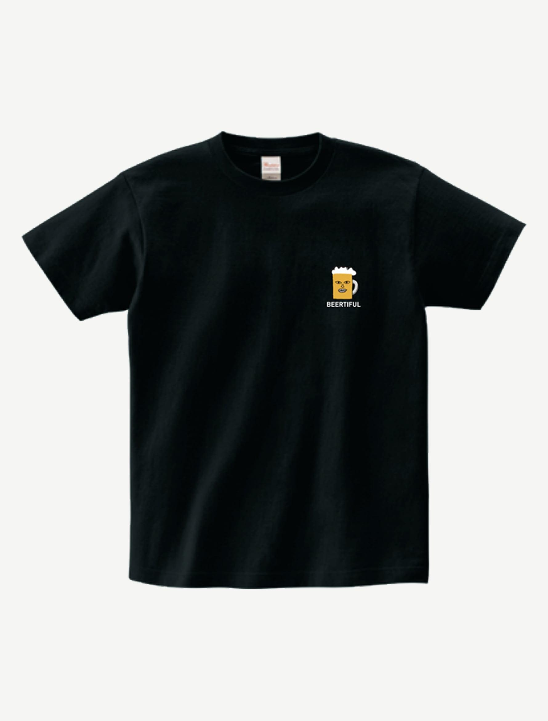 イラストTシャツIL0002BK