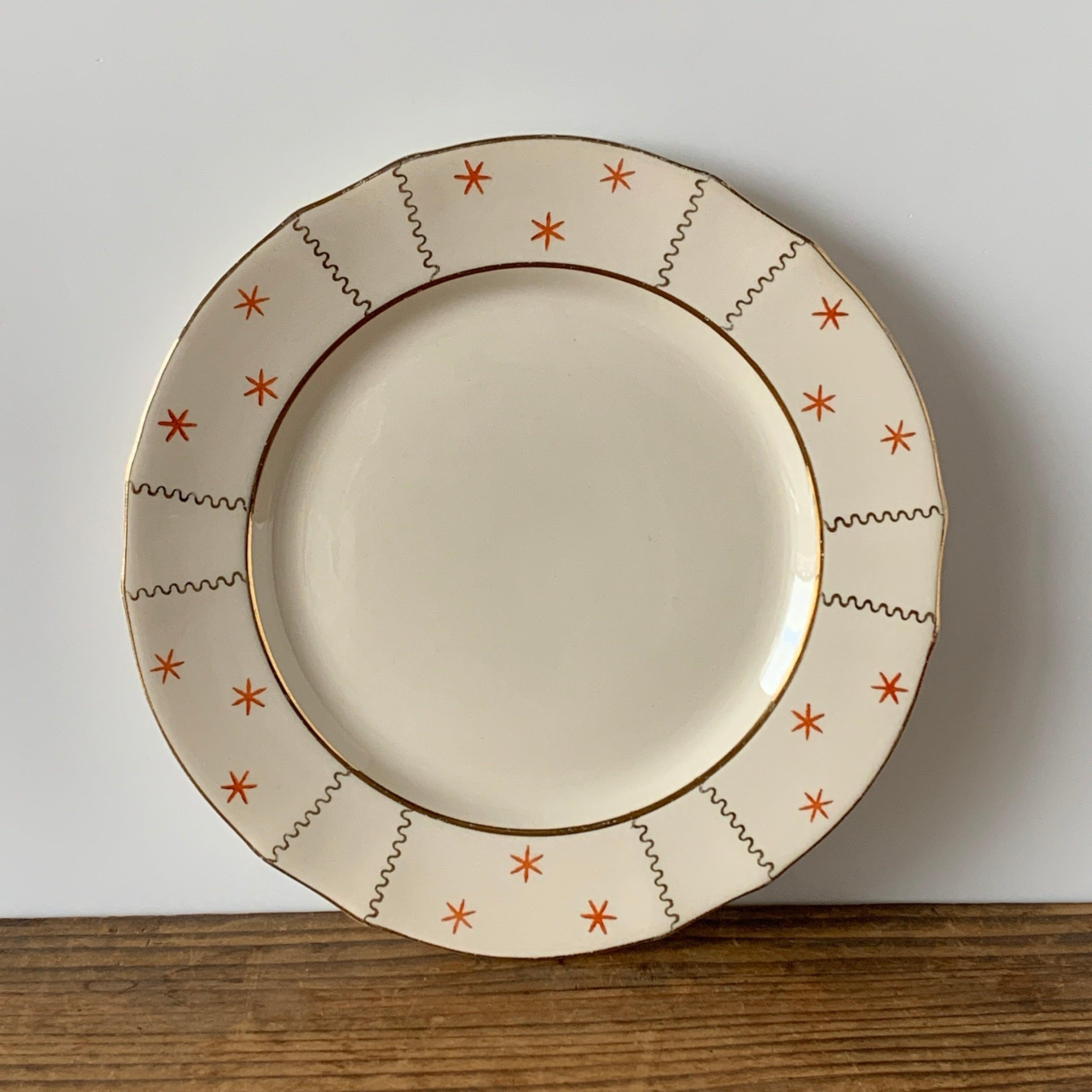 ARABIA / VIKTORIA Dessert Plate B