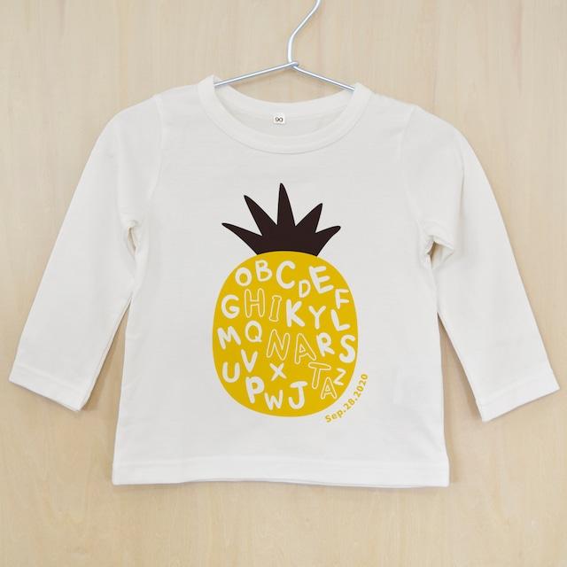 ai-T ロング fruits【パイナップル】