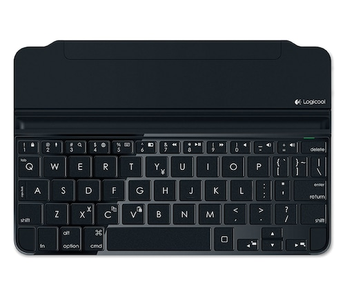 LOGICOOL ウルトラスリム キーボードカバー iK0760SG
