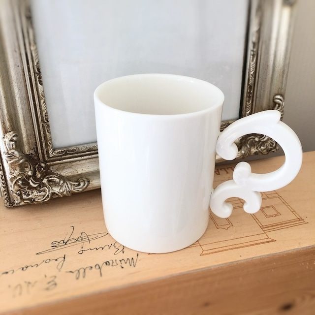 SELETTI BASIC マグカップ/ホワイト