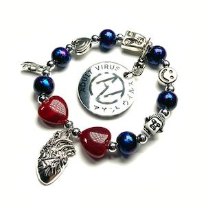 AV「 Suspicious 」Bracelet