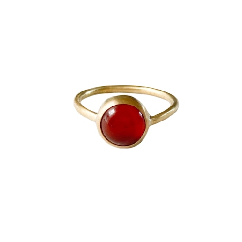Topping ring sunrise red 11号