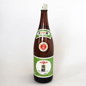 醸造酢 米酢 1800ml