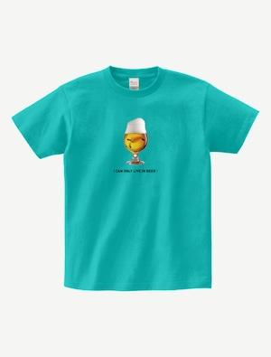 BEER IS PROOF TシャツLB0002MT