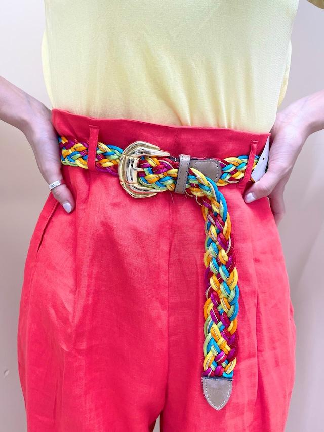 colorful belt / 7SSGD01-25