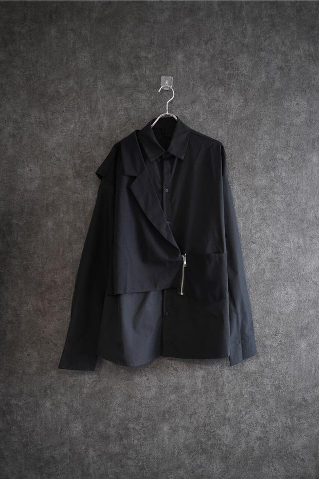 【予約分 次回11月10日頃】℃℃℃  Switch shirt Black