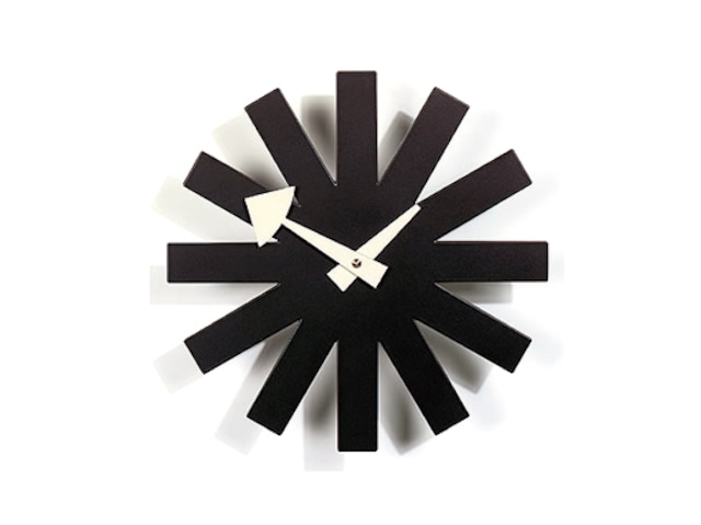 【Vitra Design Museum】Asterisk Clock