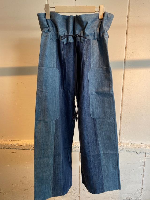 77circa circa make cirgo pocket wide pants