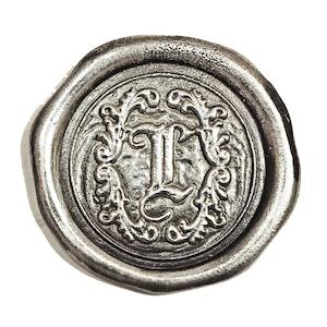 シーリングリベルタス L シルバー / コンチョボタン