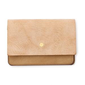 forme Hand wallet combi Alaska beige