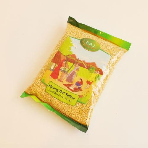 Raj/ラジ ムング豆(イエロームングダール)1kg