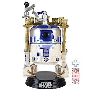 ファンコ POP! 121 スター・ウォーズ R2-D2 ジャバズ・スキッフ 開封箱なし