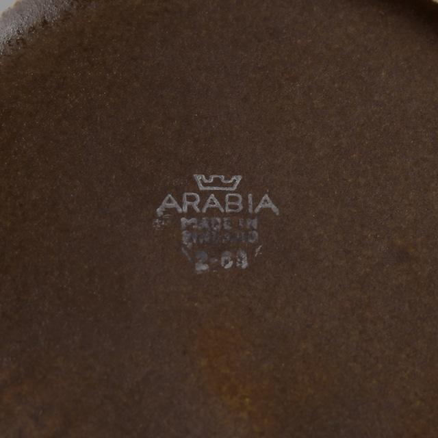ARABIA アラビア GD Kaarna カーナ ポット 北欧ヴィンテージ