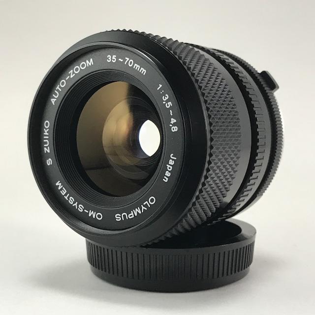OLYMPUS S ZUIKO AUTO-ZOOM 35-70mm F3.5-4.8