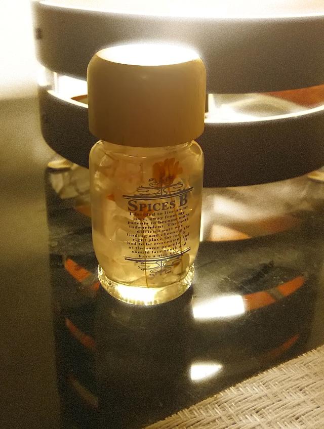ハーバリウム 胡椒瓶中 B