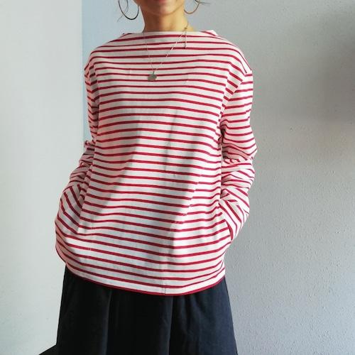 MEYAME (バックプリーツバスクシャツ)