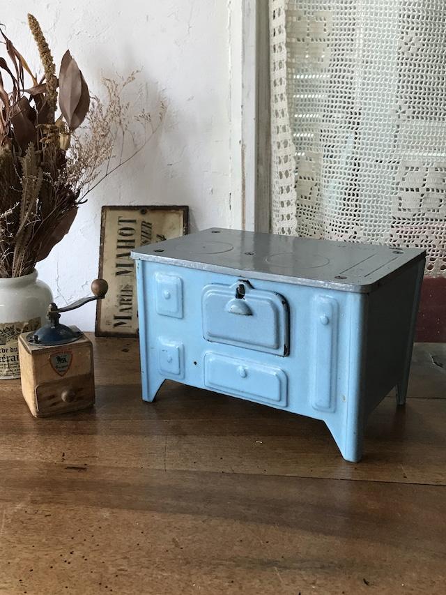 おもちゃのキッチン ブルー