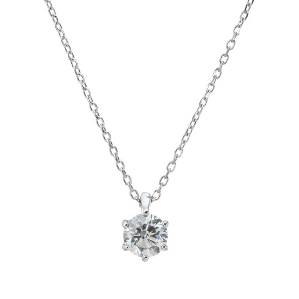 PTダイヤモンドネックレス 020201009288