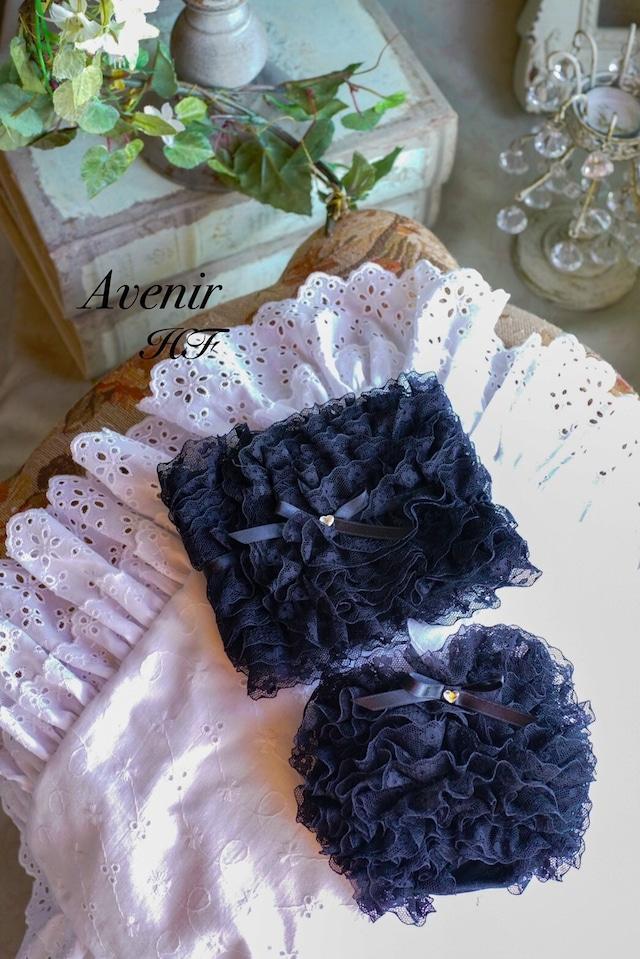 【受注生産】Avenir マナーパンツ  ホワイト ブラック ピンク ブルー