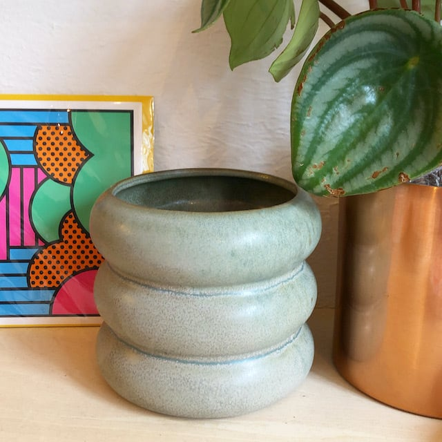 "ceramic pot FARM ""Therese 10MM""  鉢カバー"