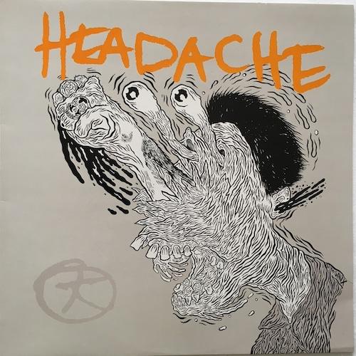 【12inch・英盤】Big Black  /  Headache