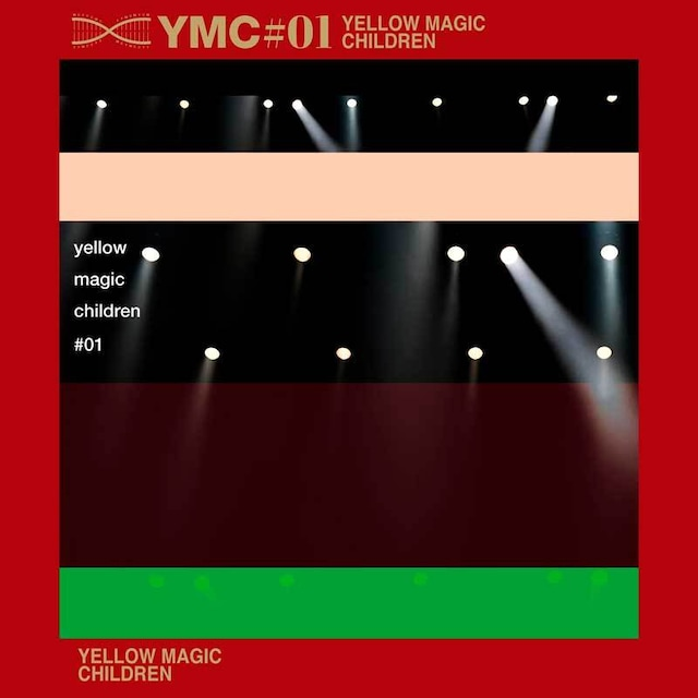 YMC - 『Yellow Magic Children #01』(初回生産限定盤) - メイン画像