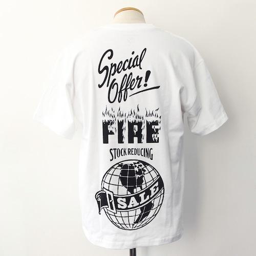 【OBEY】 FIRE SALE! (WHITE)