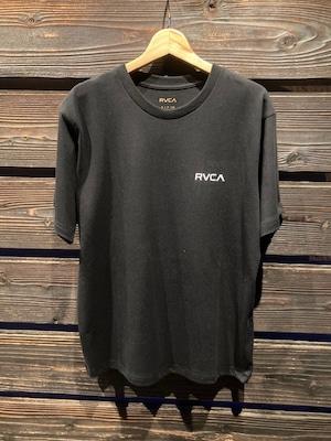 RVCA  BACK RVCA BALANCE SS Black Sサイズ BB043-240