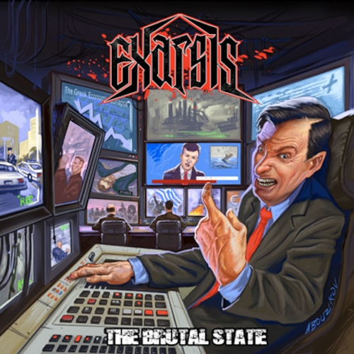"""EXARSIS """"The Brutal State"""""""