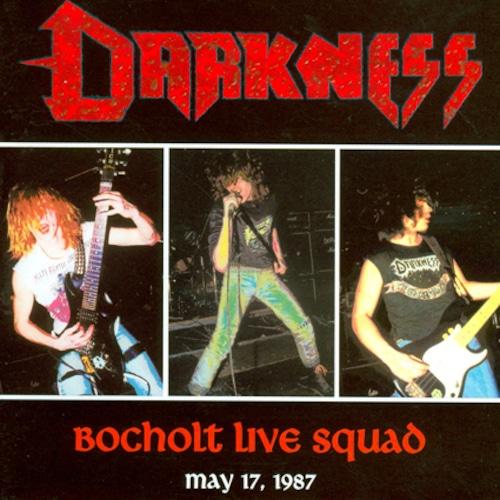 """DARKNESS """"Bocholt Live Squad"""" (輸入盤)"""