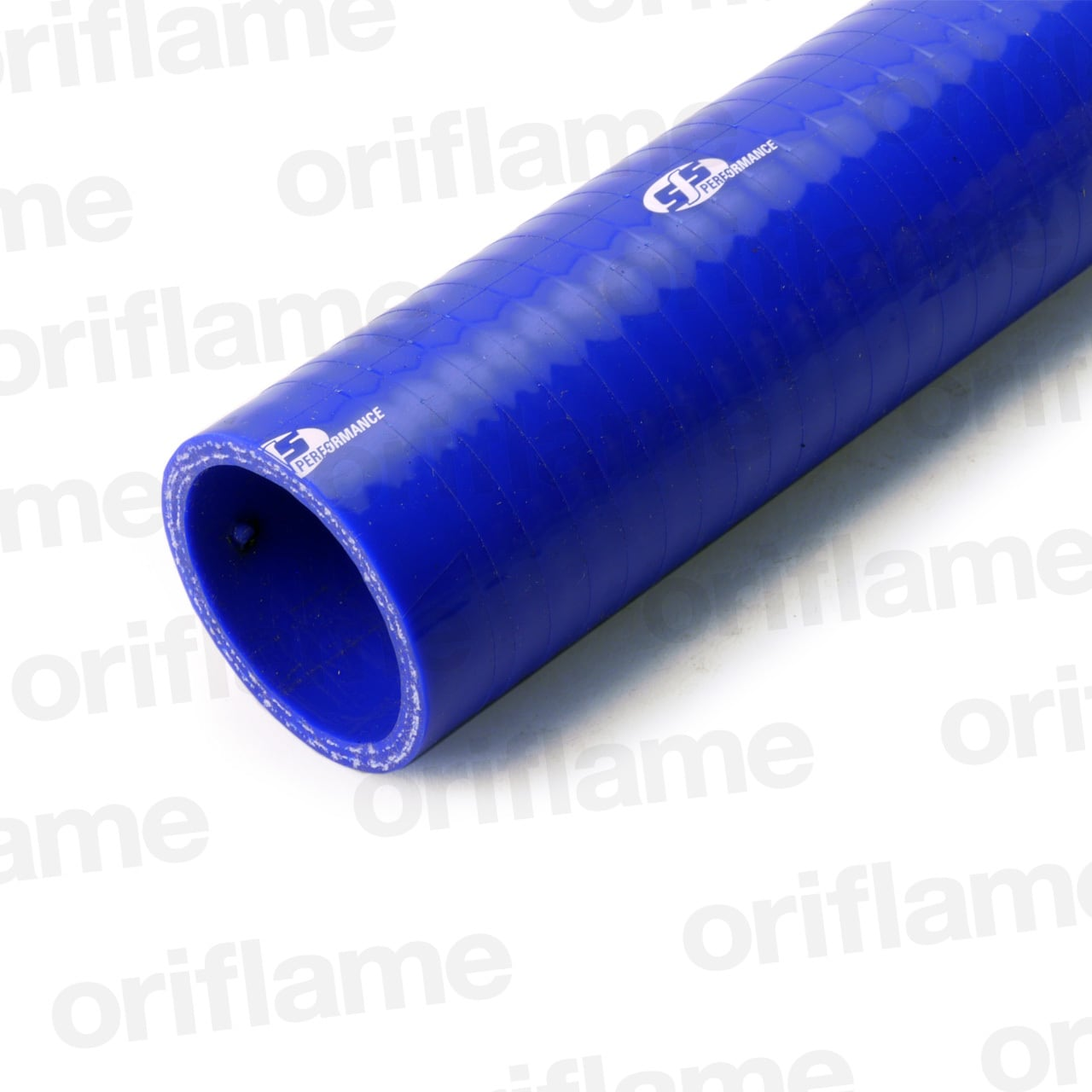 ストレートホース・内径41mm・ブルー