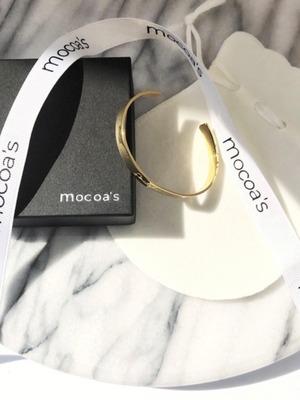 mocoa's バングル ¥19,500+tax