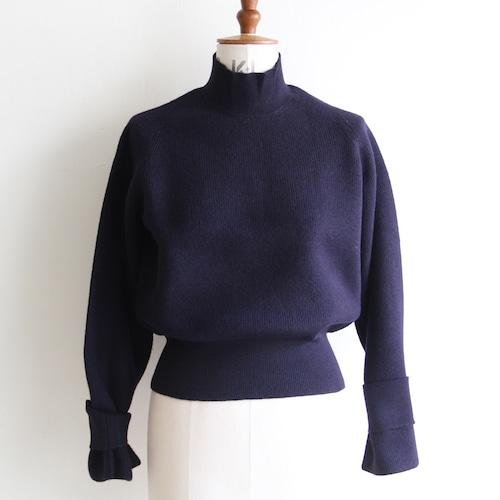 PHEENY【womens 】 open sleeve knit